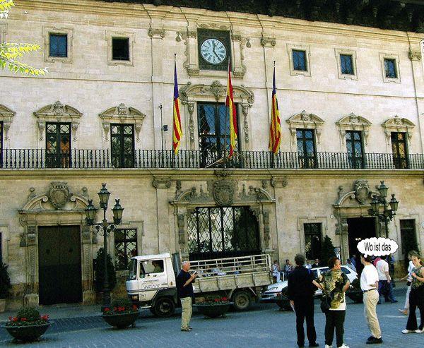 Parlaments Gebäude