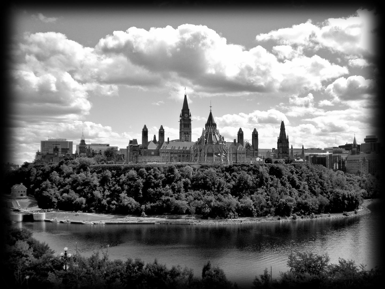 Parlamentshügel Ottawa