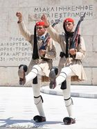 Parliament and Monument of the Unknown Soldier, Athens Greece