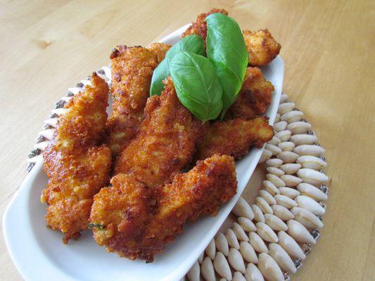 Parmesan Chicken Sticks #1