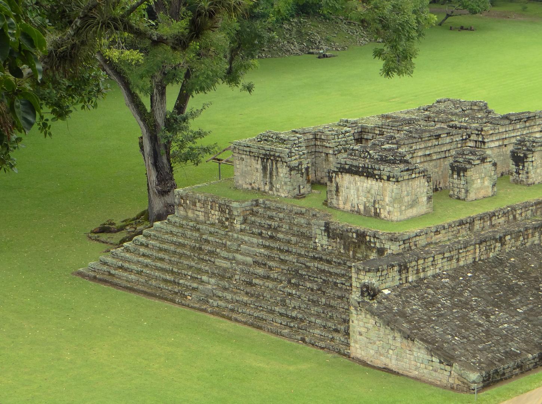 Parque arqueológico Copán Ruinas , Honduras