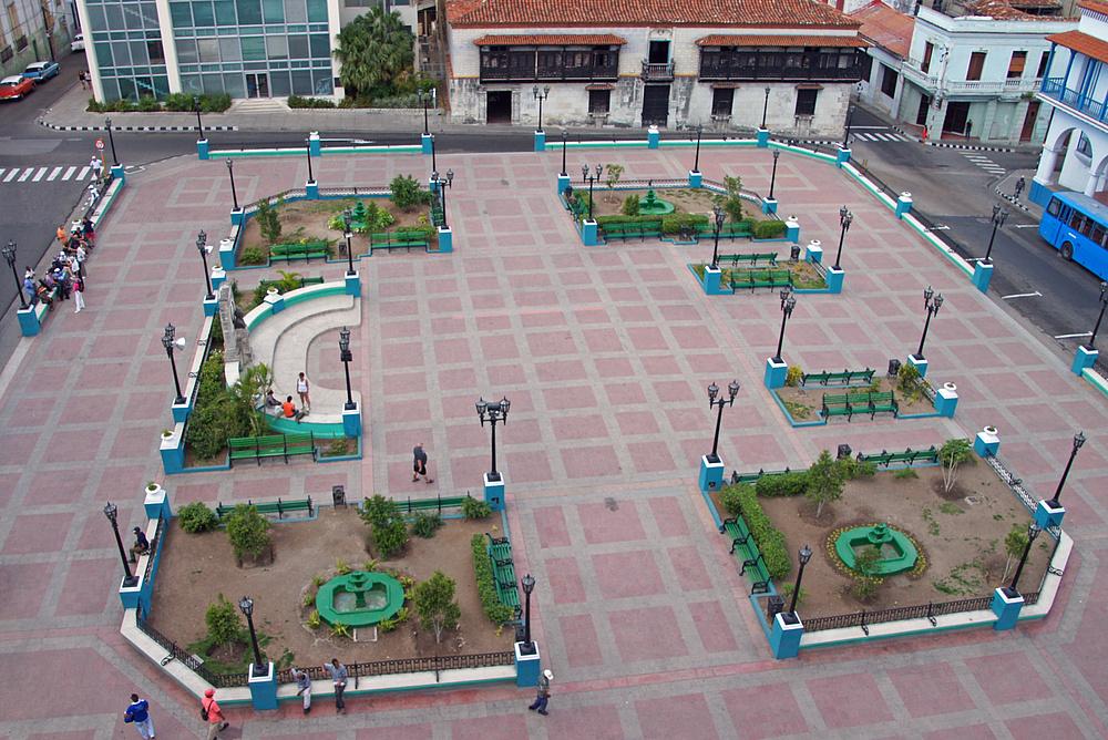 ..Parque Céspedes..