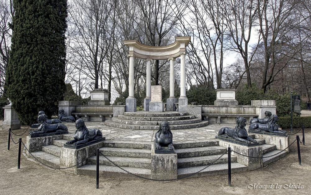 ...Parque del Capricho 2...