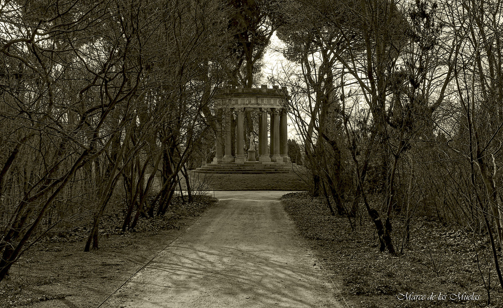...Parque del Capricho 3...