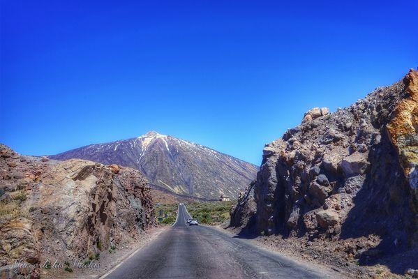 ..Parque Nacional del Teide...