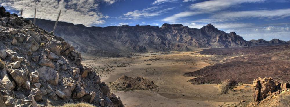 Parque Nacional del Teide - Panorama