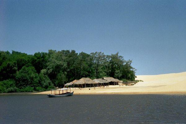 Parque Nacional dos Lencòis Maranhenses