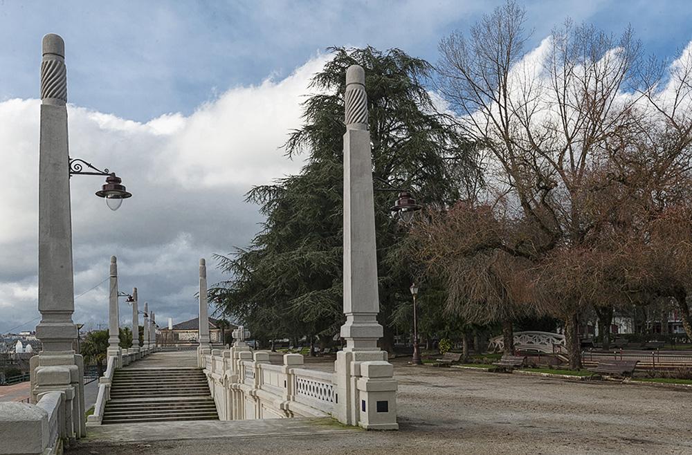 Parque Rosalía de Castro (Lugo)