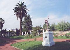 Parque S.Martin Mza Arg.