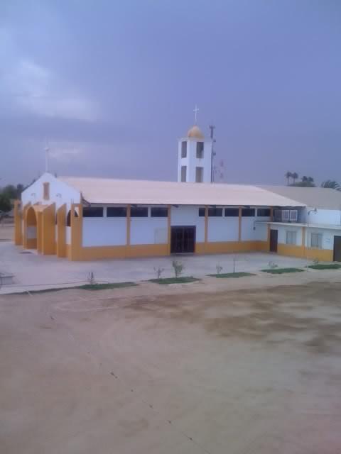 Parroquia de Nuestra Senora de Guadalupe. Luis B. Sanchez Sonora