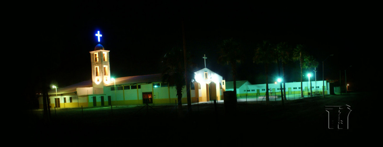 Parroquia de Nuestra Señora de Guadalupe. Luis B. sanchez Sonora