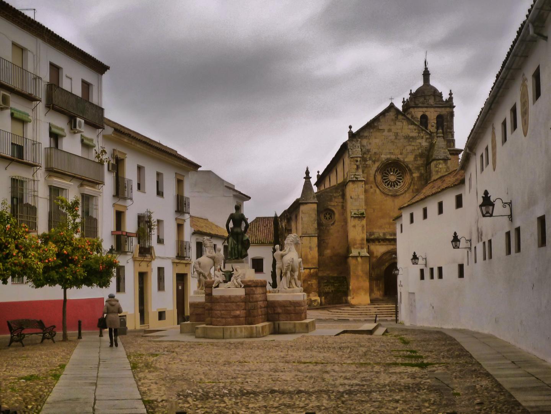 Parroquia de Santa Marina de Aguas Santas en Córdoba-España