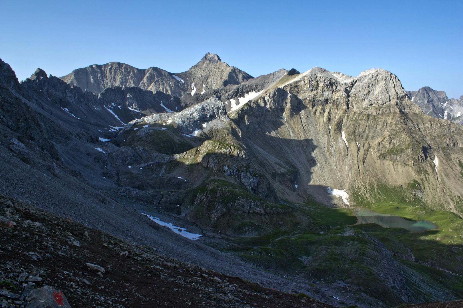 Parseier Spitze 3036m