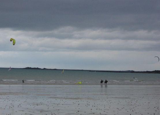 Partager la mer, mère porteuse....