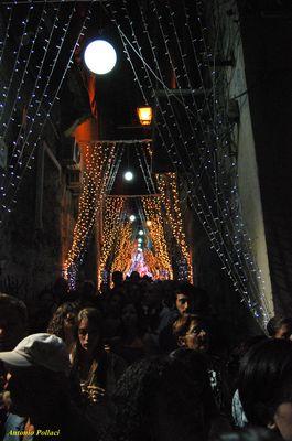 partecipazione popolare al 388° Festino