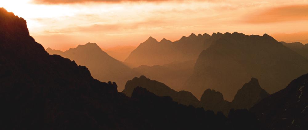 Partenkirchener Sunrise