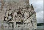 Particolare del Monumento alle scoperte marittime.