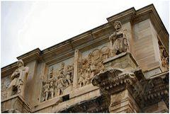 Particolare dell` Arco di Constantino