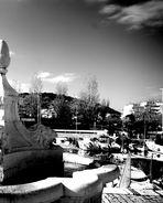 Particolare della fontana del porto (1)