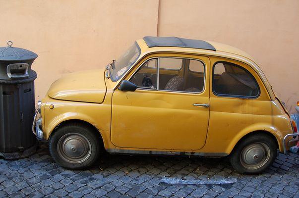 Particularité des villes italiennes