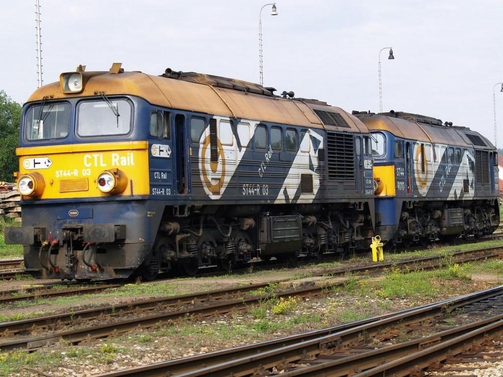 particulier locomotive-CTL Rail
