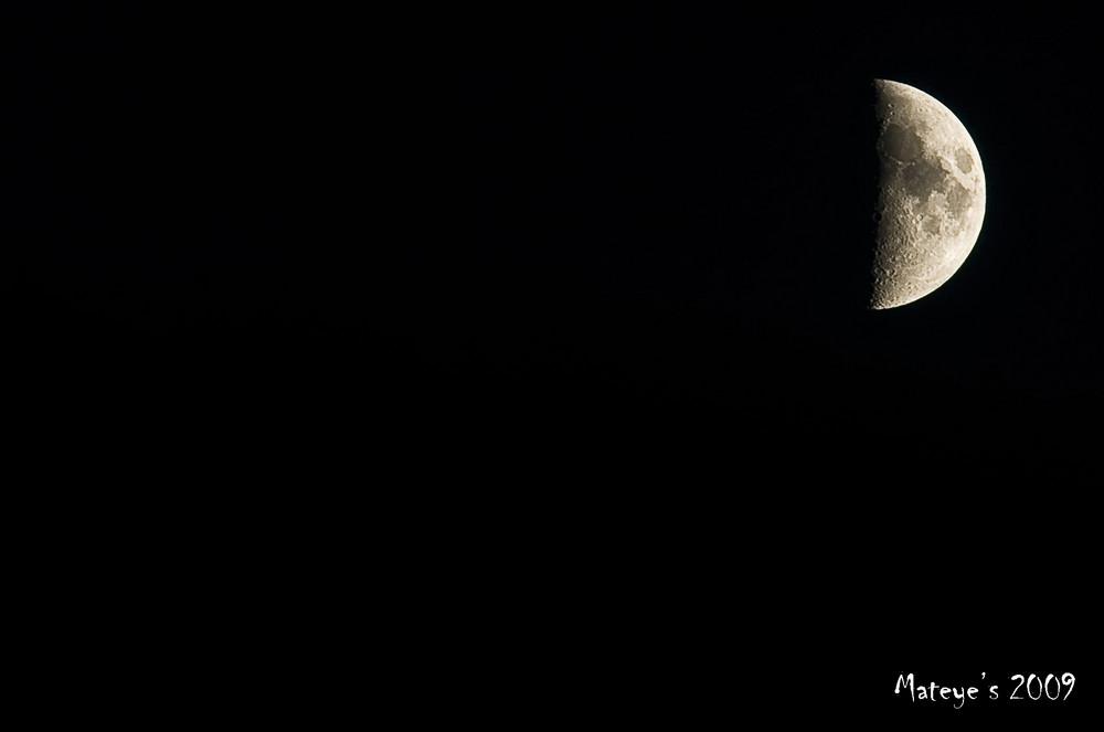 Partie de lune