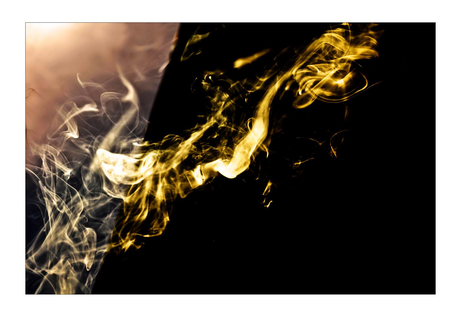 Partir en fumée
