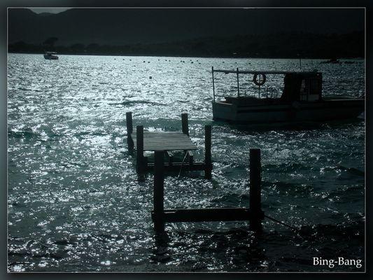 Partir par la mer...