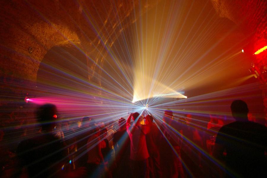 Party @ Cembrankeller / Linz