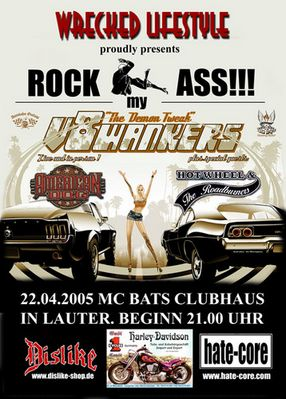 Party mit Live Musik