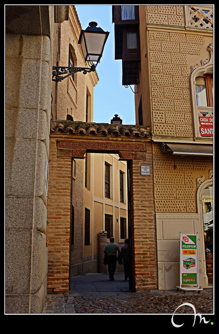 Pasadizo del Ayuntamiento I - Toledo