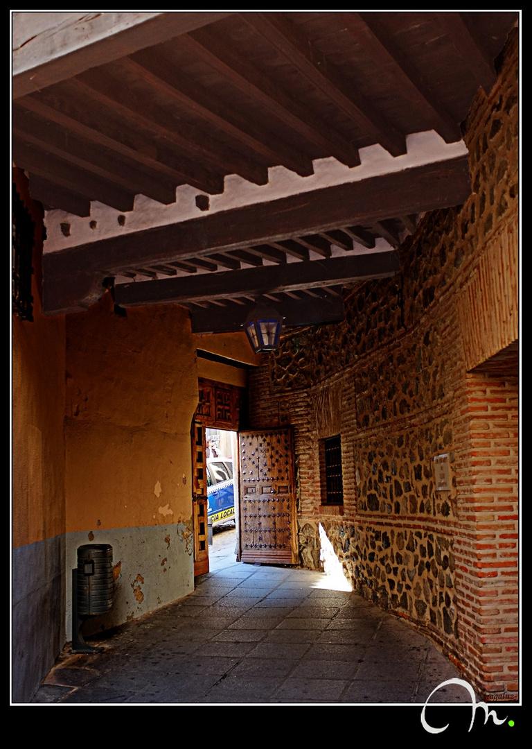 Pasadizo del Ayuntamiento III - Toledo