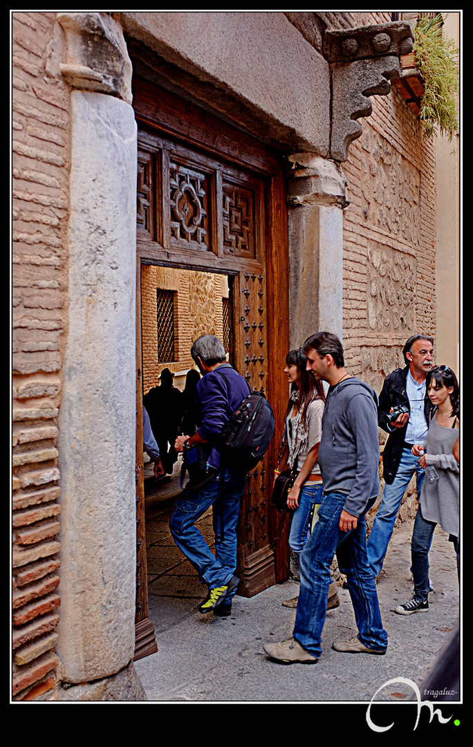 Pasadizo del Ayuntamiento IV - Toledo