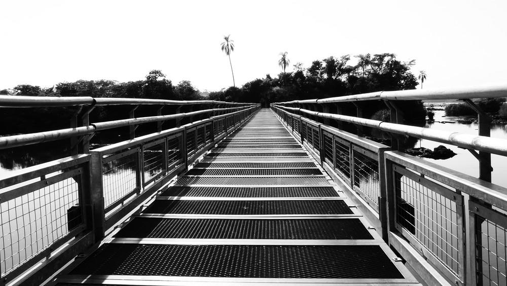 Pasarela Iguazú