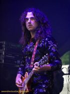 Pascal Cherouny of the 'Custard Pies' (Led Zeppelin Tribute Band)