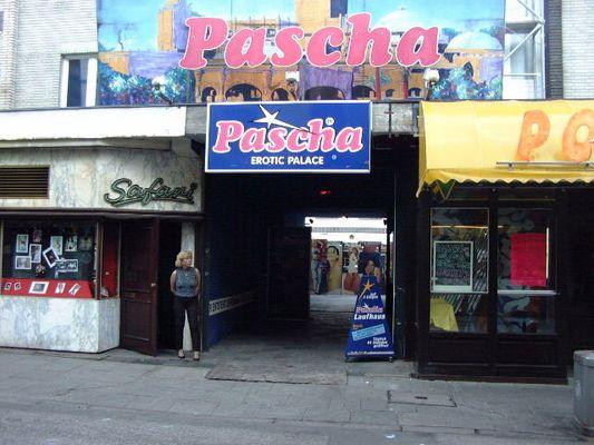 Pascha in Hamburg