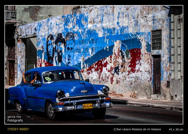 Paseando por La Habana