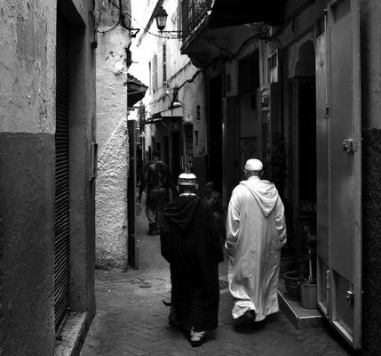 Paseando por La Medina