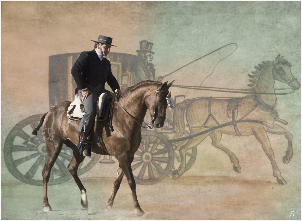 ..paseo a caballo