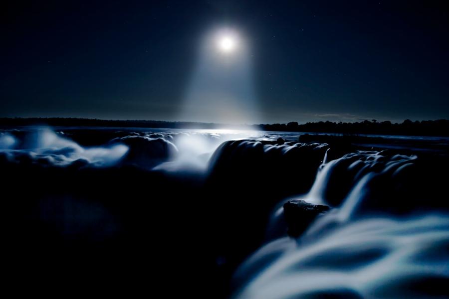 paseo de la luna llena Iguazú