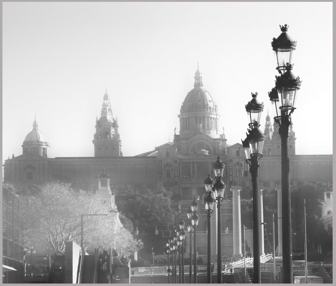 """Paseo en la neblina"""