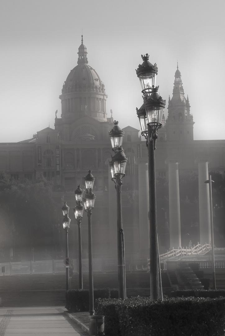 """""""Paseo en la neblina"""" ll"""