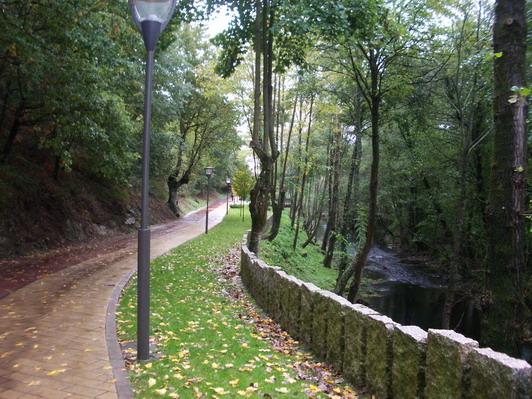 Paseo fluvial de Chantada a Sangoñedo