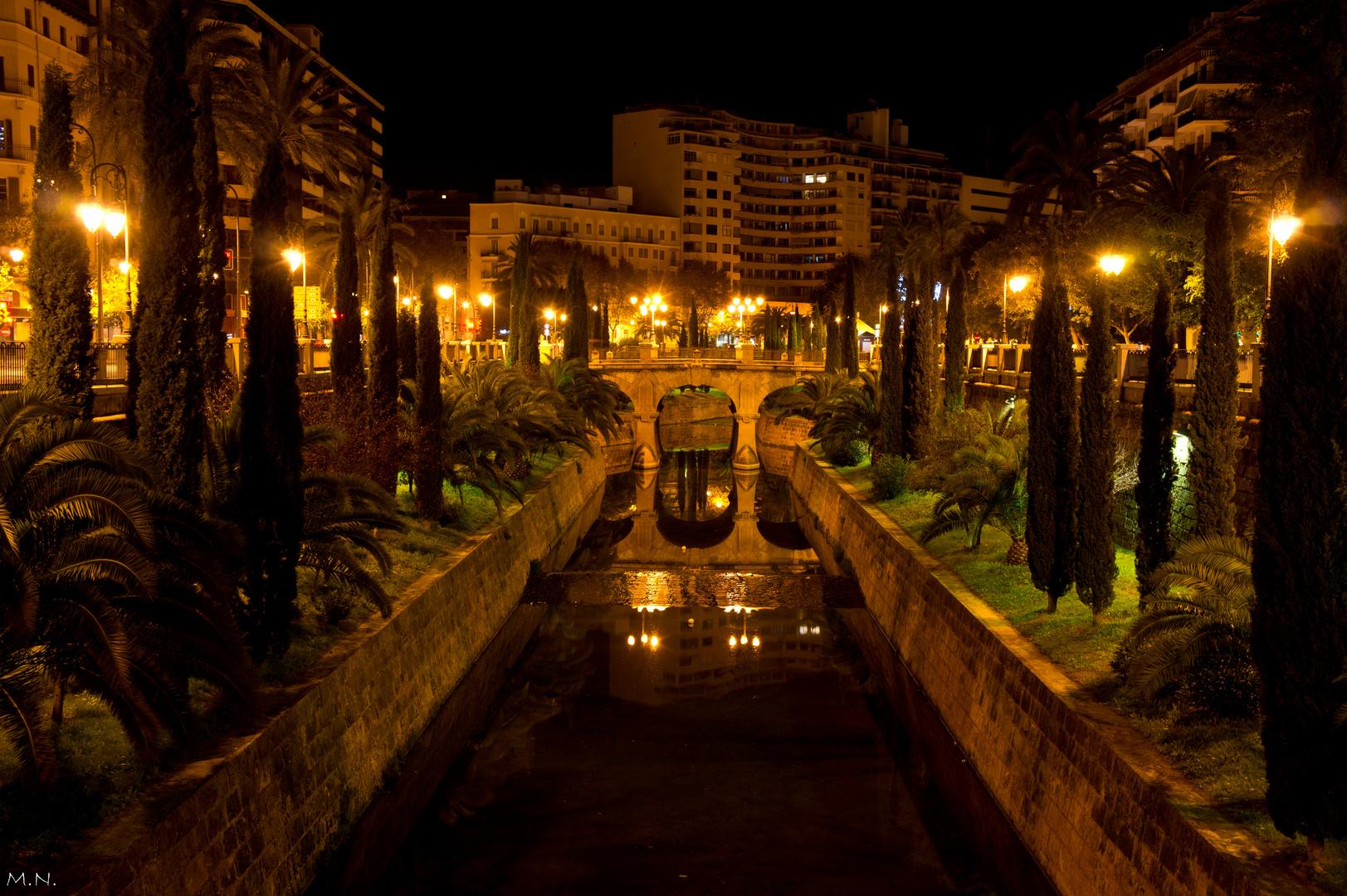 Paseo Mallorca, Palma