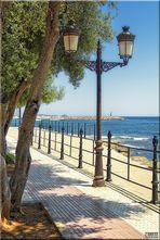 Paseo Marítimo de Santa Eulalia
