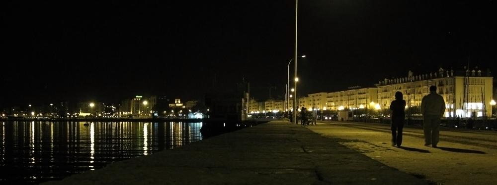 Paseo nocturno