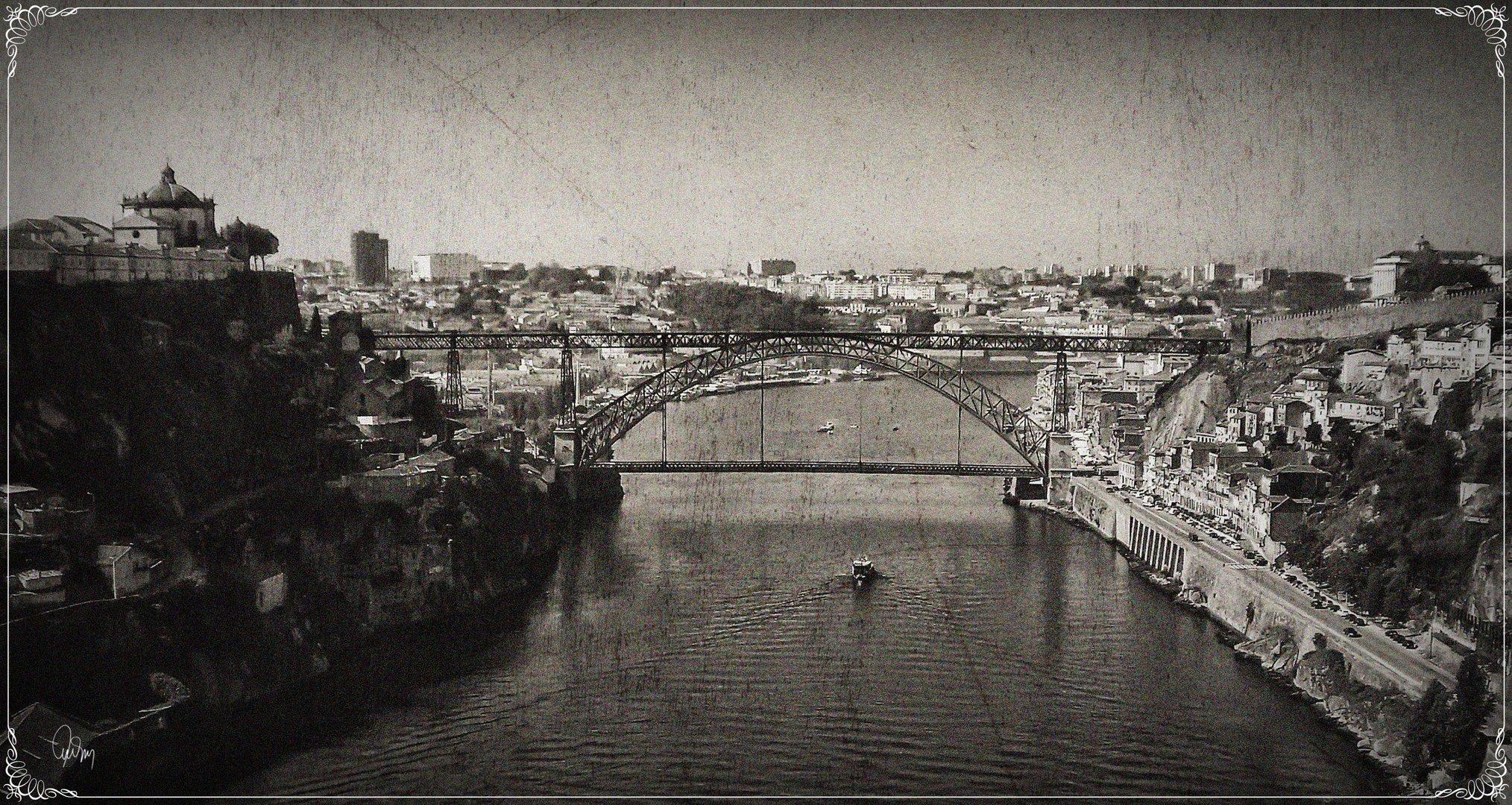 Paseo por el Duero II (Oporto)