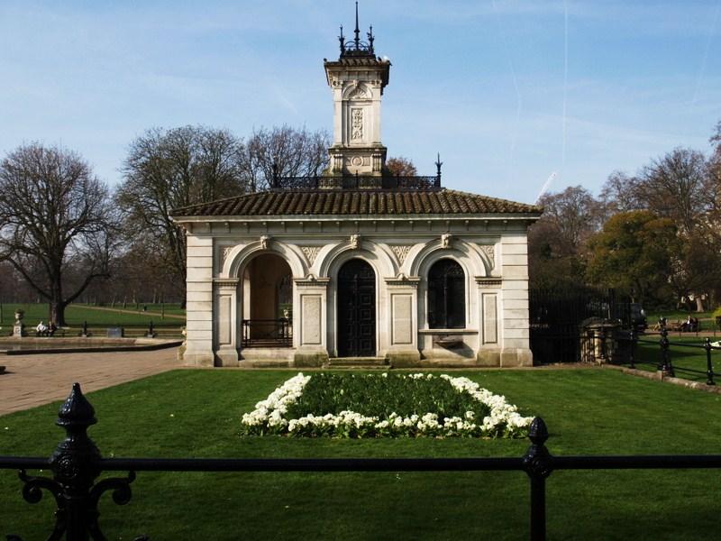 Paseo por Hyde Park...