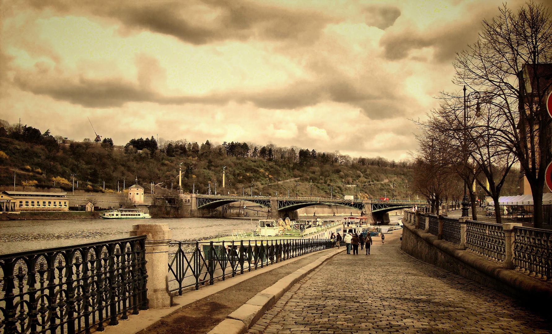 Paseo por Praga