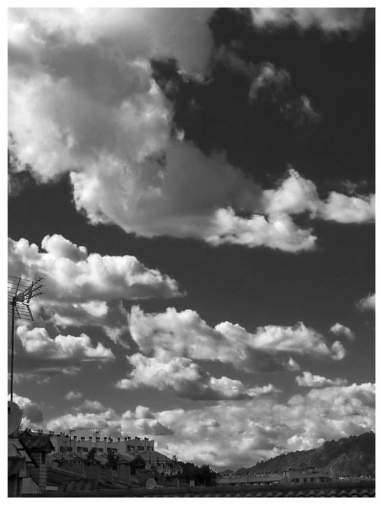 Paso de nubes